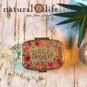 Natural Life Pill Case